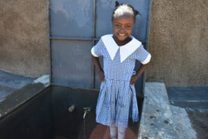 The Water Project: Saosi Primary School -  Happy Day