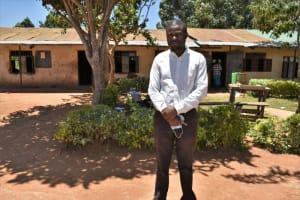 The Water Project: Saosi Primary School -  Teacher Mr Martin