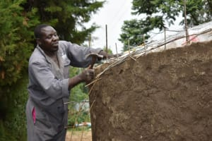 The Water Project: Shikomoli Primary School -  Dome Setting