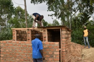 The Water Project: Shikomoli Primary School -  Roofing Works