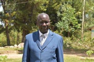 The Water Project: Shikomoli Primary School -  Mr Ronald Nyerere Environmental Teacher