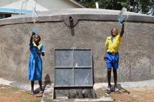 The Water Project: Shikomoli Primary School -  Water Celebrations