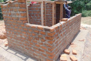 The Water Project: Isikhi Primary School -  Brick Works