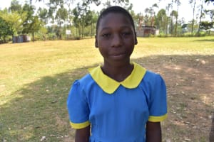 The Water Project: Isikhi Primary School -  Brillian Elected Student Health Club Chair