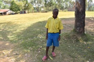 The Water Project: Isikhi Primary School -  Ronaldo