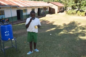 The Water Project: Galona Primary School -  Dental Hygiene Demonstration