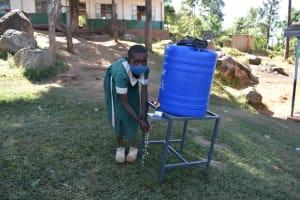 The Water Project: Galona Primary School -  Handwashing Training