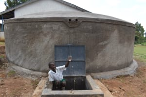 The Water Project: Galona Primary School -  Lift Your Water Glasses High