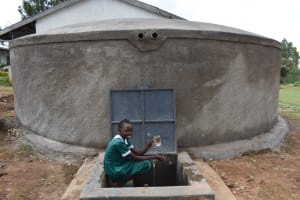 The Water Project: Galona Primary School -  Cheers To Clean Water