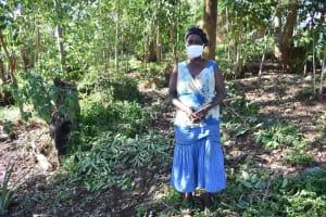 The Water Project: Khaunga A Community, Murutu Spring -  Grace Murutu