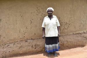 The Water Project: Ematetie Community, Amasetse Spring -  Martha Makhoya