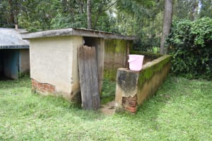 The Water Project: Rise and Shine Special School for the Physically Handicapped -  School Wash Rooms