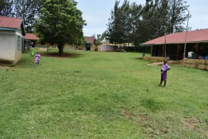The Water Project: Rise and Shine Special School for the Physically Handicapped -  School Grounds