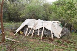 The Water Project: Kangalu Community B -  Concrete