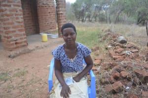 The Water Project: Kangalu Community B -  Felistus Mumbe