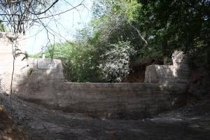 The Water Project: Kangalu Community B -  Complete Dam