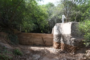 The Water Project: Kangalu Community B -  Complete Well