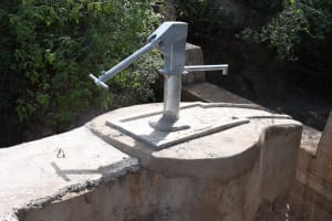 The Water Project: Kangalu Community C -  Complete Well