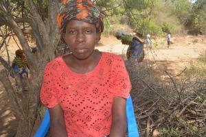 The Water Project: Syonzale Community -  Elizabeth Nyiva