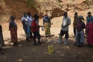 The Water Project: Syonzale Community -  Handwashing Demonstration