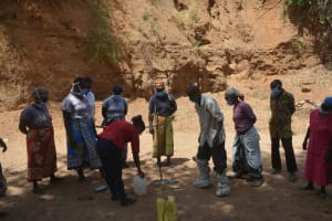 The Water Project: Syonzale Community -  Handwashing Session