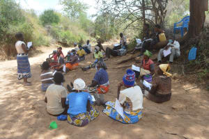 The Water Project: Syonzale Community -  Training