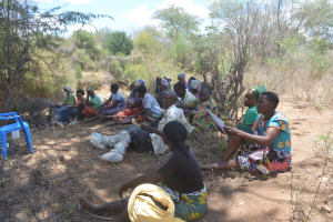 The Water Project: Syonzale Community -  Training Attendees