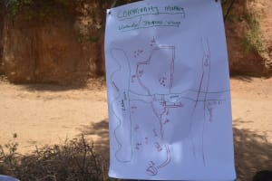 The Water Project: Syonzale Community -  Training Poster