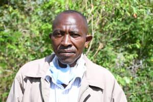 The Water Project: Kaketi Community C -  Mutinda Matenge