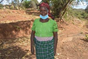 The Water Project: Kithalani Community -  Esther Kamene