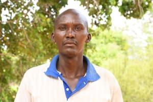 The Water Project: Kithalani Community A -  Kyalo Musyoka