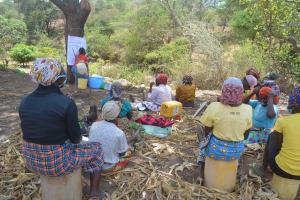 The Water Project: Kithalani Community -  Soap Making Demonstration