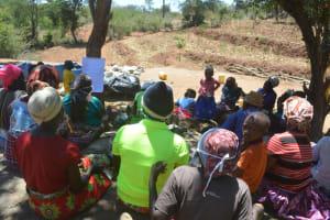 The Water Project: Kithalani Community -  Training
