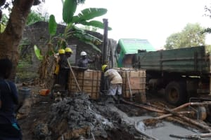 The Water Project: Rosint Community, #24 Poultry St -  Drilling