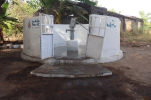 The Water Project: Rosint Community, #24 Poultry St -  Finished Project
