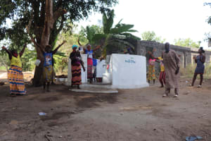 The Water Project: Rosint Community, #24 Poultry St -  Well Celebration