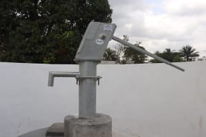 The Water Project: Kamasondo, Robombeh Village, Next to Mosque -  Finished Project