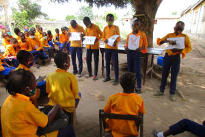 The Water Project: Kankalay Primary and Secondary School -  Disease Transmission Posters