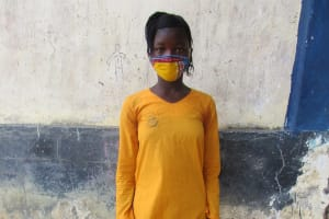 The Water Project: Kankalay Primary and Secondary School -  Mabinty Conteh