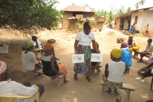 The Water Project: Polloth Village, Kroo Town Area -  Hygiene Posters