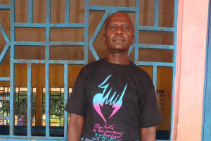The Water Project: Masoila Roman Catholic Primary School -  Alex Dawo Head Teacher