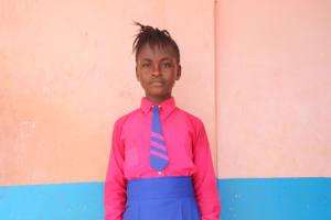 The Water Project: Masoila Roman Catholic Primary School -  Student Fatmata K
