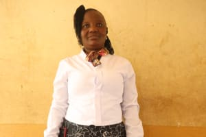 The Water Project: Lungi, Masoila, St. Joseph Junior Secondary School -  Erica F Kotio Teacher