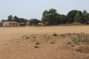 The Water Project: Lungi, Masoila, St. Joseph Junior Secondary School -  School Landscape