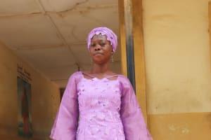 The Water Project: St. Joseph Senior Secondary School -  Margaret Kargbo Principal