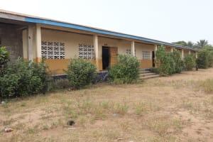 The Water Project: St. Joseph Senior Secondary School -  School Building