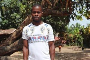 The Water Project: Lungi, Targrin, #11 King Street -  Papanie Kargbo