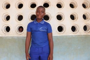 The Water Project: Shepherd Foundation, New Apostolic Church and Primary School -  Andrew K