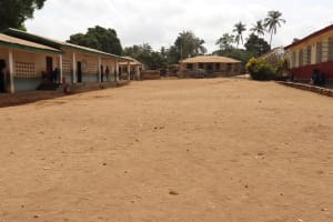 The Water Project: Shepherd Foundation, New Apostolic Church and Primary School -  Landscape