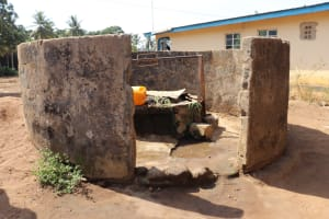 The Water Project: Shepherd Foundation, New Apostolic Church and Primary School -  Alternate Water Source